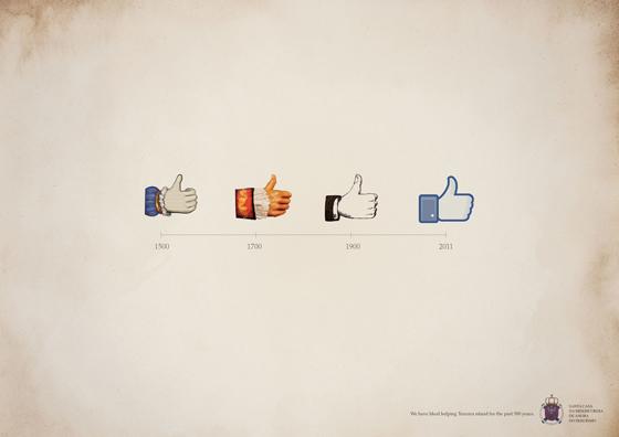 60 примеров рекламы, формирующей общественное сознание, которая заставляет задуматься interesting
